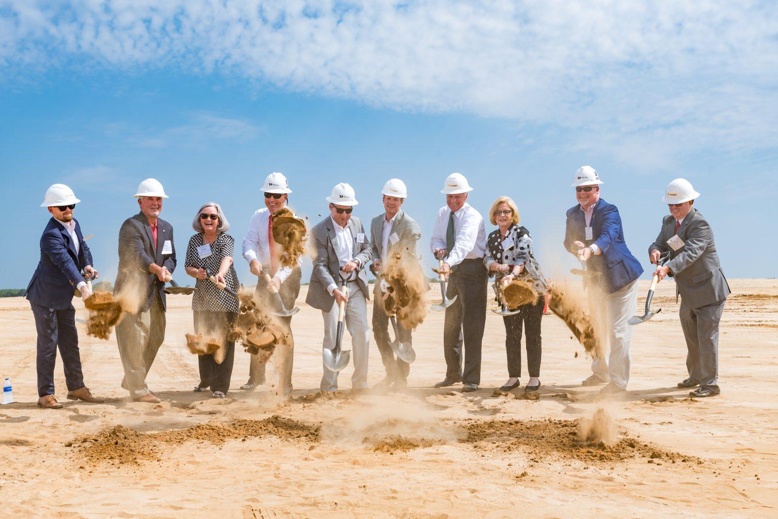 DEPCOM Begins Construction on 51-Megawatt Solar Project in South Carolina