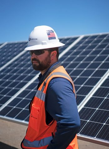 Work Under Way on Solar Power Plant in New Orleans East