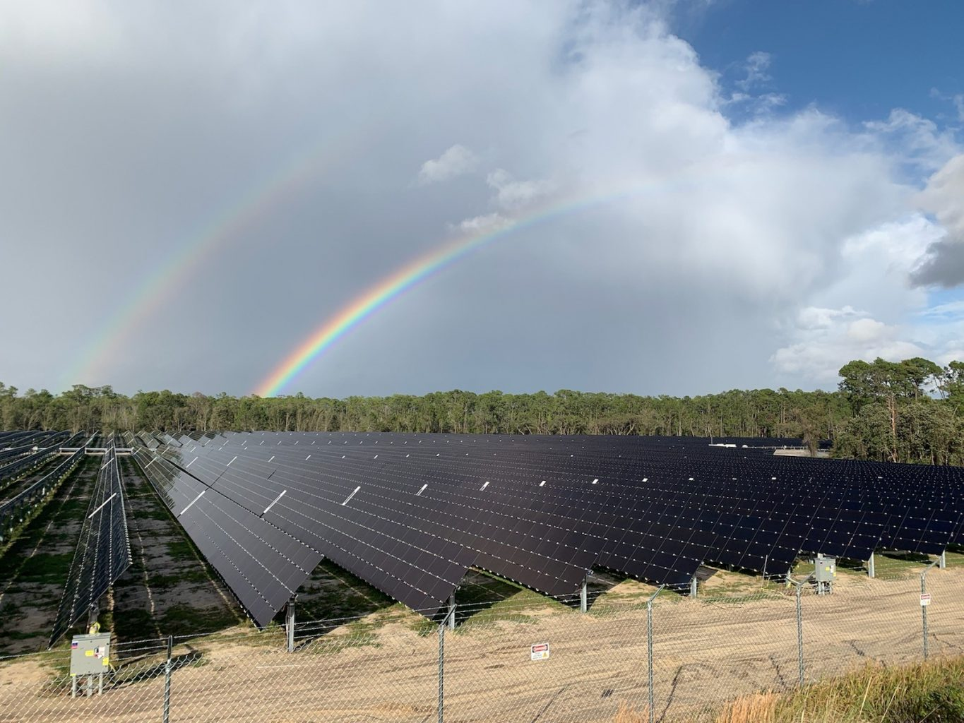 DEPCOM Power Provides EPC/O&M Services for New 52 MWac Solar Facility Now Providing Clean Energy to Reedy Creek Improvement District